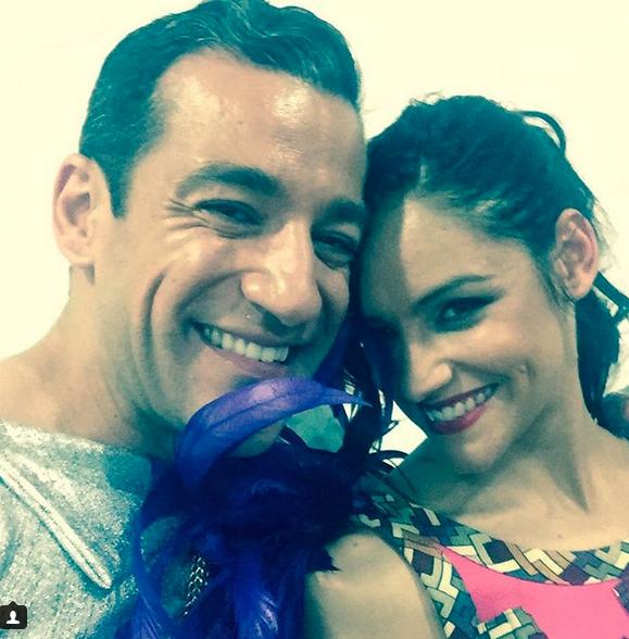 Joana Alvarenga e Carlos Oliveira são os padrinhos da marcha de Campo de Ourique