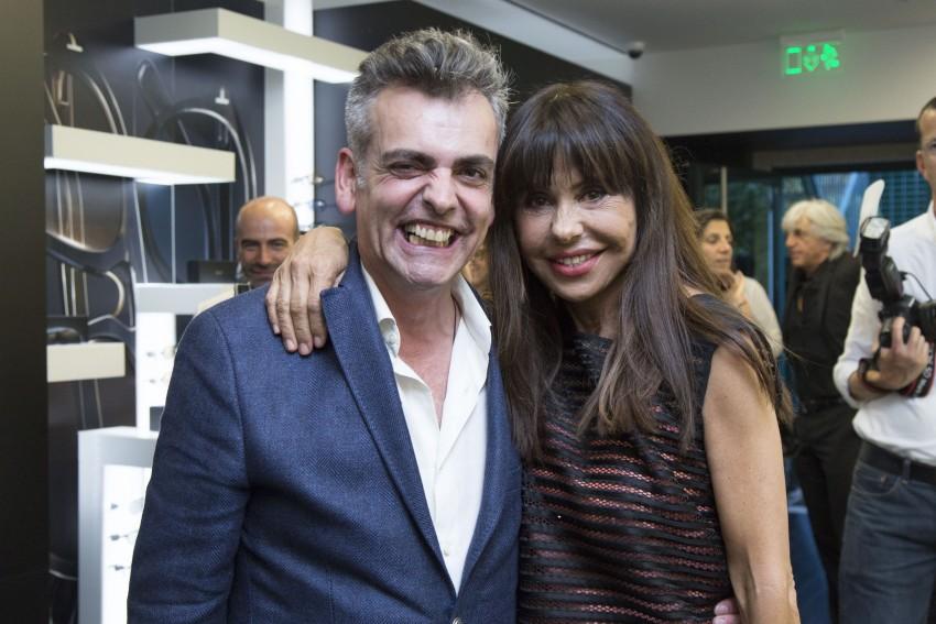 Filipe Fa°sca e Manuela Moura Guedes