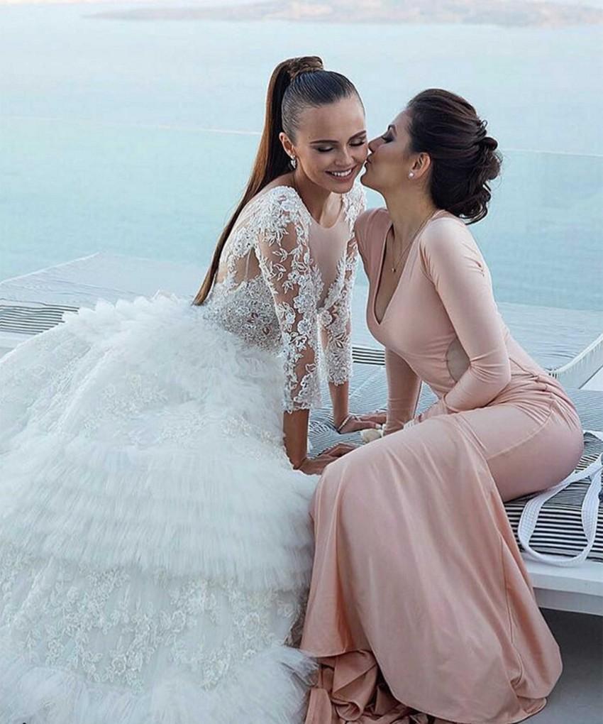 A noiva com a melhor amiga
