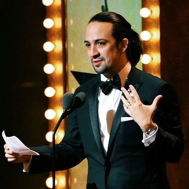 Lin-Manuel Miranda, protagonista do musical Hamilton