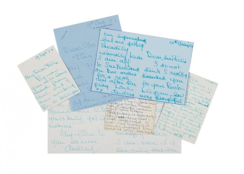 hepburn-letters