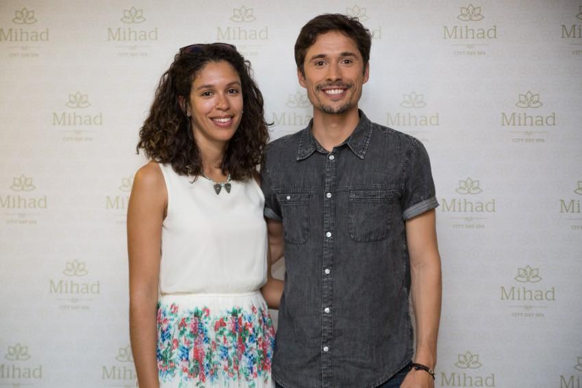 João Paulo Sousa e Adriana