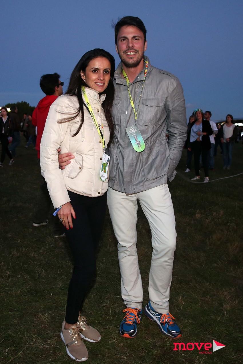 Ana e Gio Rodrigues