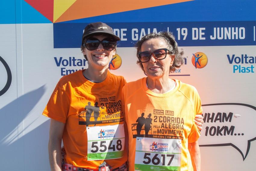 Katty Xiomara e Ana