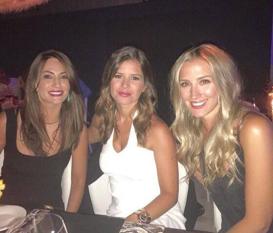 mulheres ex-jogadores real madrid