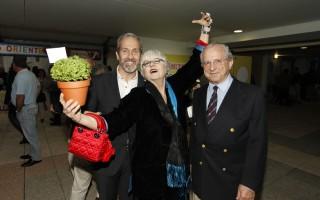 Paulo Sassetti , Paula e Vasco Bobone