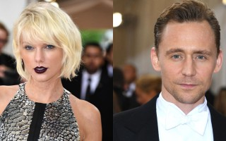 Tom Hiddleston e Taylor Swift
