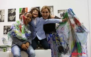 Isaac Carvalho, Alexandra Borges e Bruno Semedo