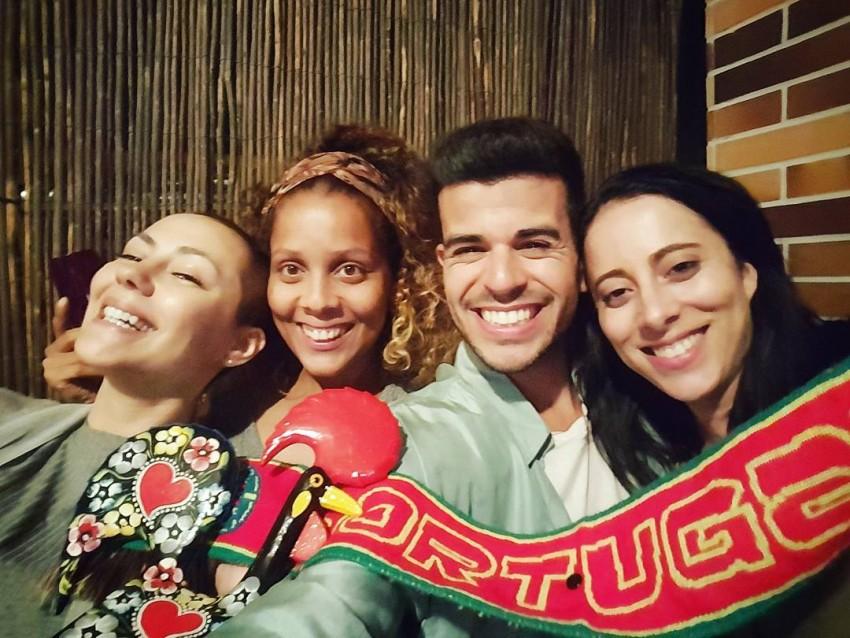 Sofia Ribeiro e FF