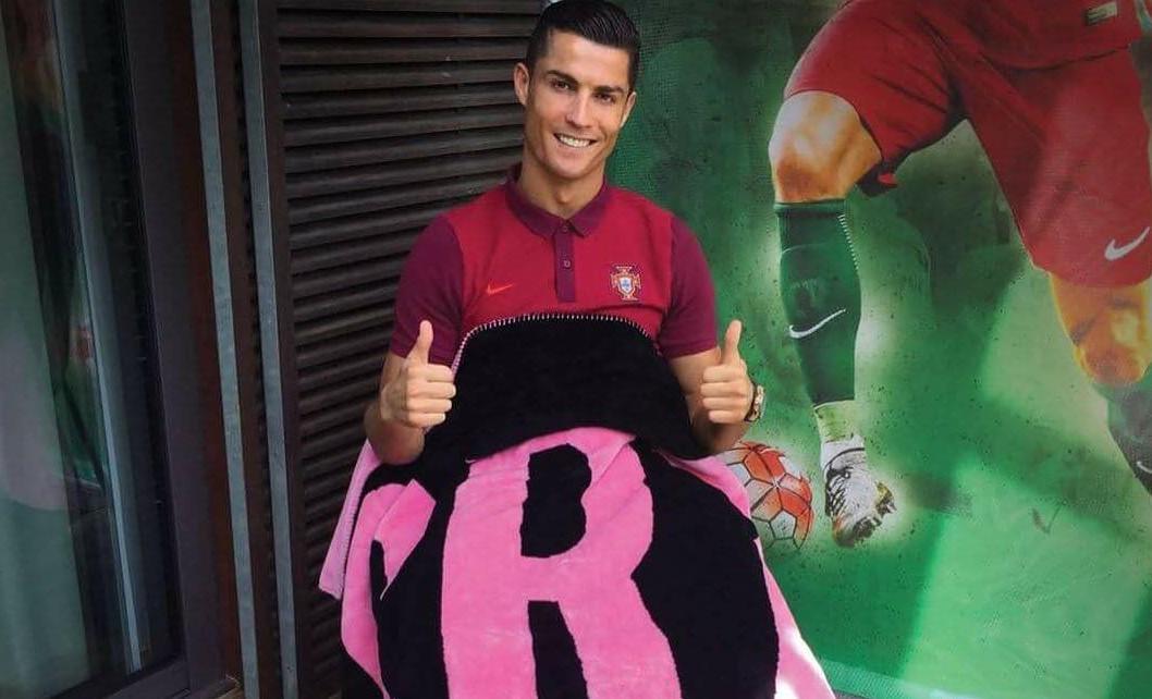 46b1b54ca1 O capitão da seleção nacional de futebol continua a somar sucessos. Em mais  de uma década de carreira