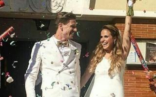 Adrien e Margarida eram o rosto da felicidade