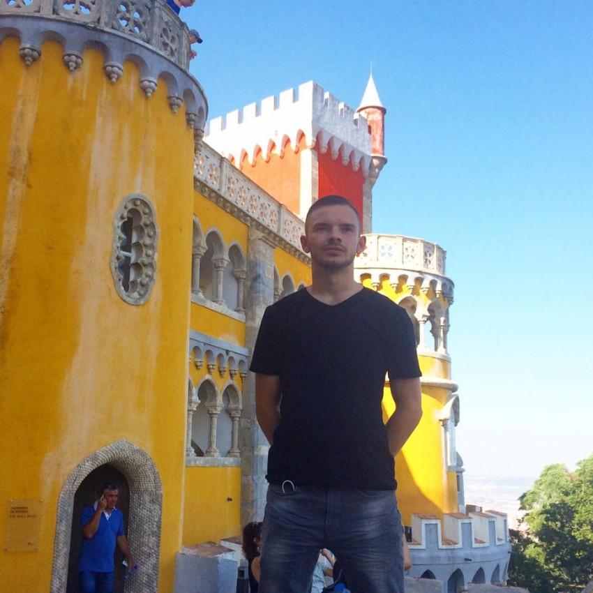 Sintra também foi um dos locais escolhidos pelo Turismo de Portugal