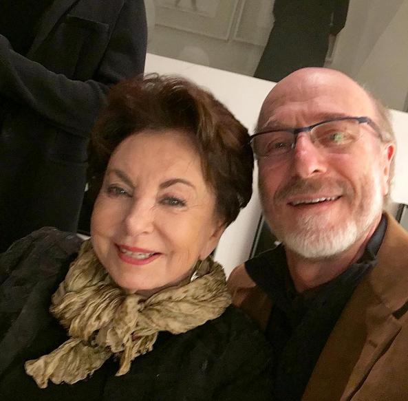 Beatriz Segall e Odilon Wagner