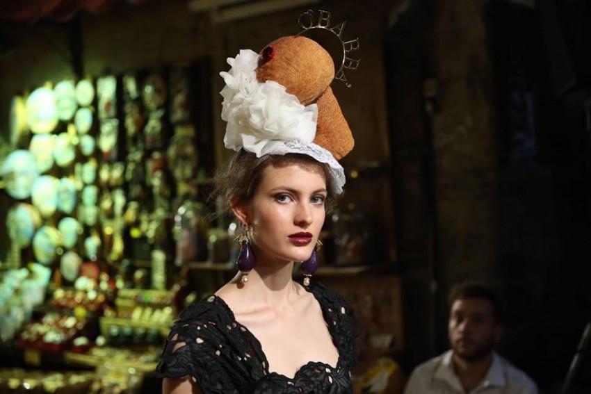 Desfile de Alta Costura da Dolce&Gabbana em Nápoles
