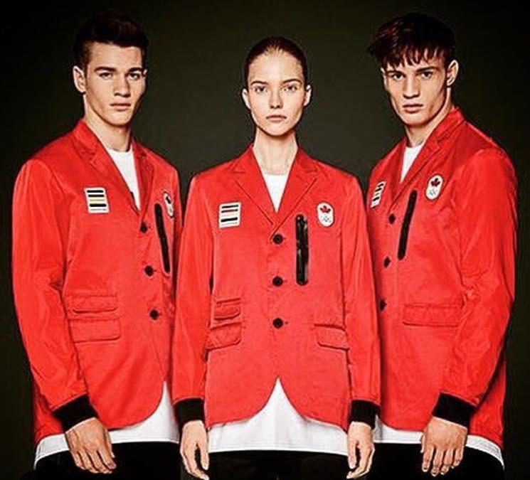 Dupla Dsquared2 é a responsável pela roupa da comitiva do Canadá