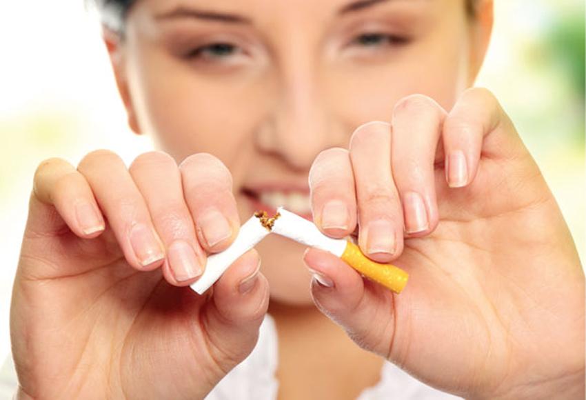 A história sobre uma inclinação fumante