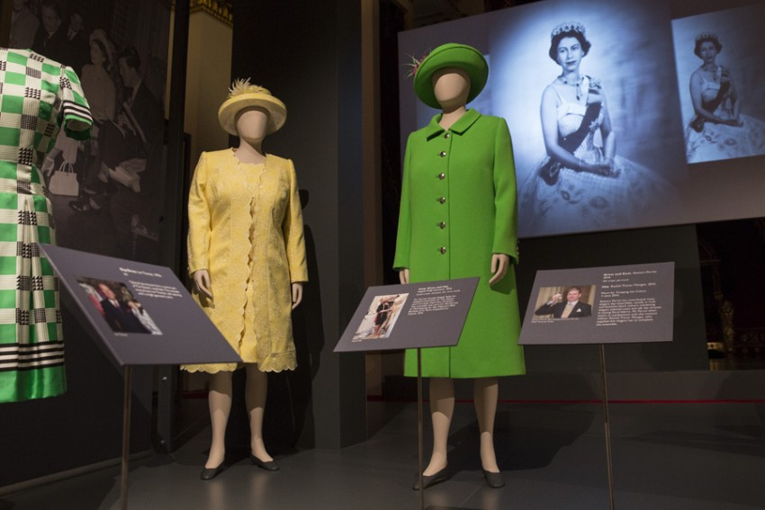 Preview Of Fashioning A Reign: 90 Years Of Style From The Queen's Wardrobe Summer Exhibition
