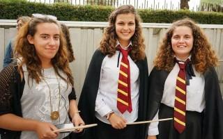 Harry Potter Livraria Lello 8
