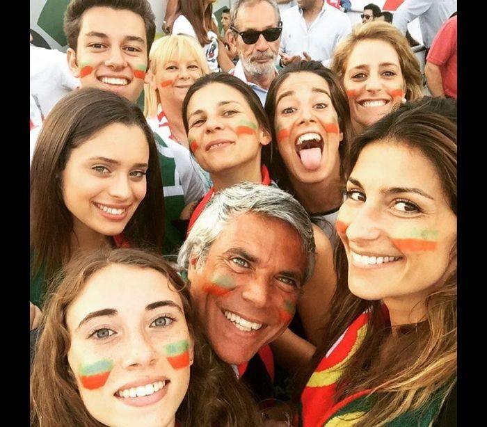 Isabel Figueira e elenco de 'Massa Fresca'