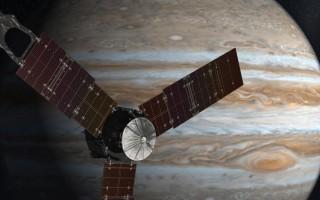Juno em Júpiter