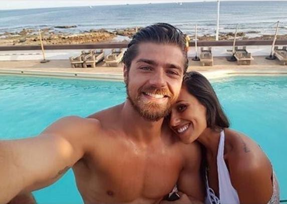 Lourenço Ortigão e Rita Pereira
