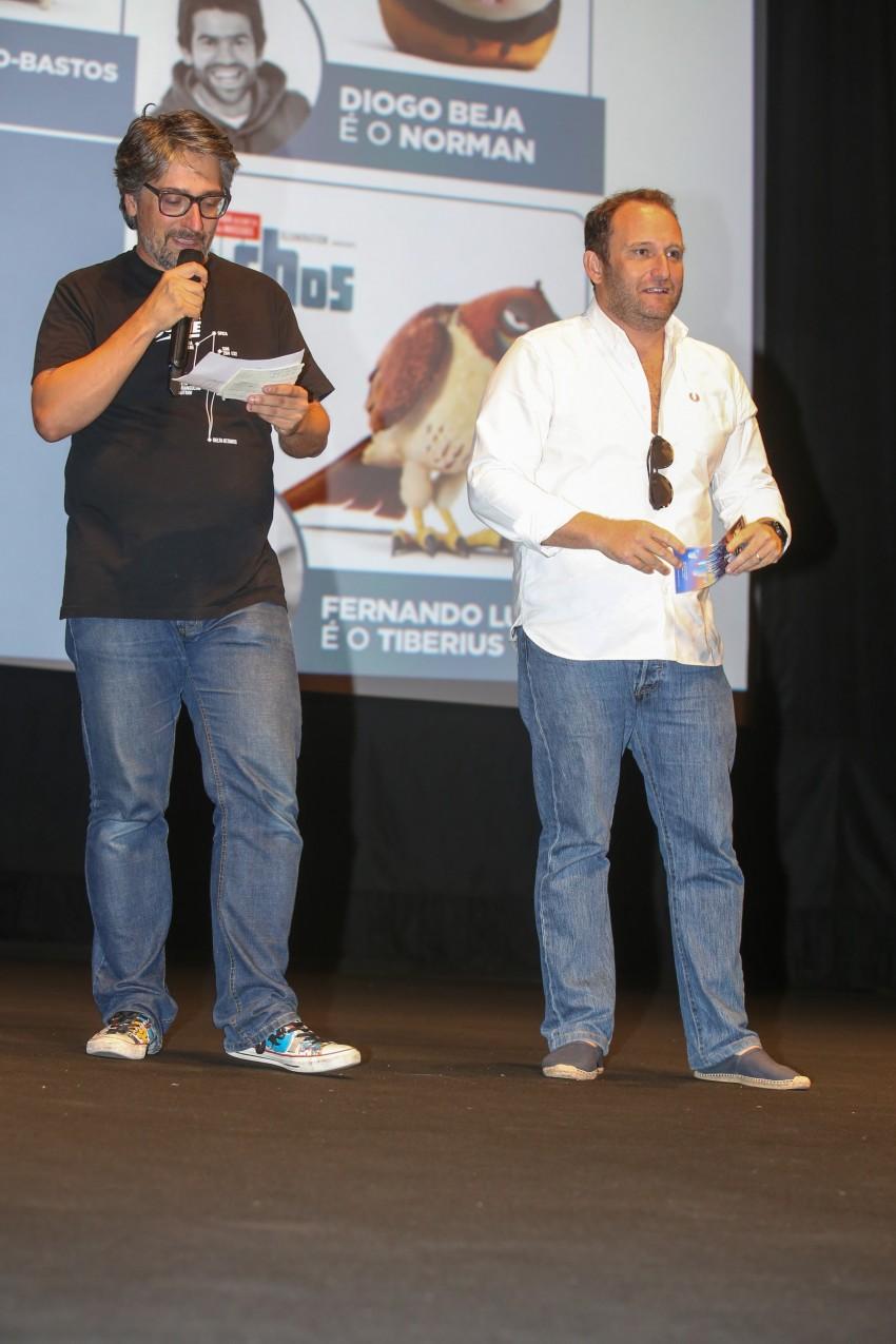 Nuno Markl e Eduardo Madeira