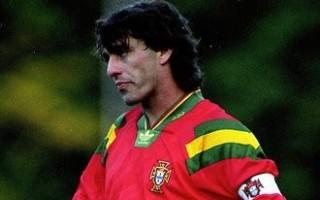 Paulo Futre, seleção nacional 1992