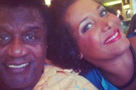 Tony Tornado e Aretha Pearl
