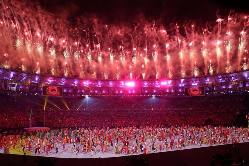 Abertura Jogos Olímpicos Rio 19
