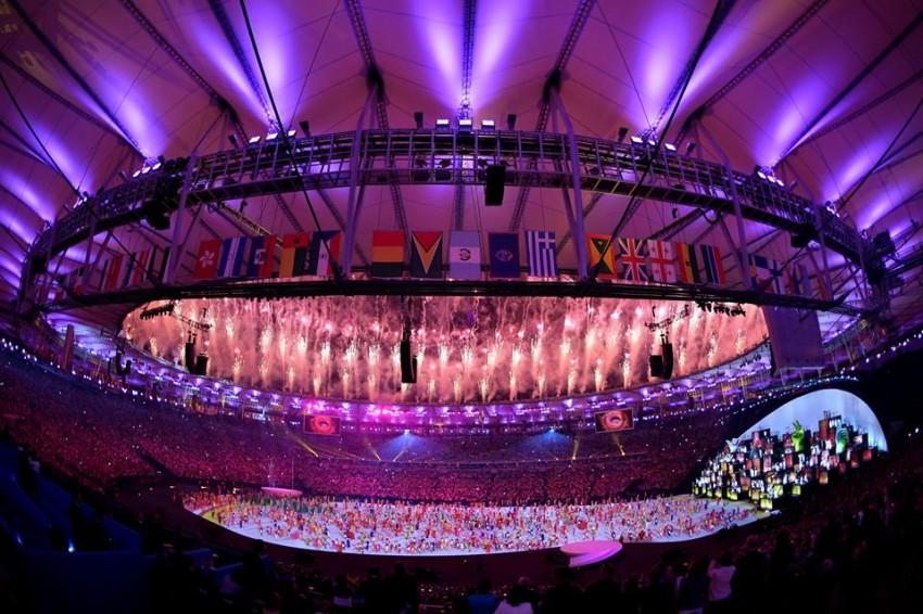Abertura Jogos Olímpicos Rio 22