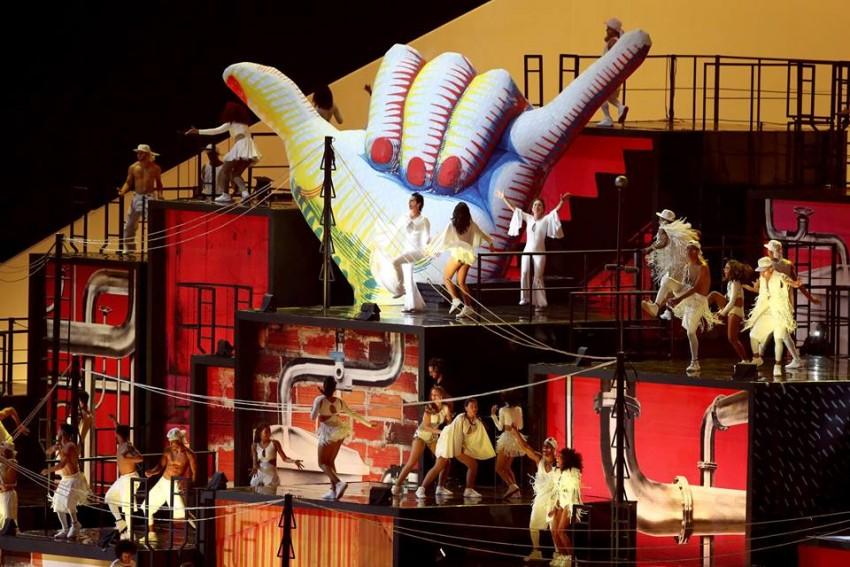 Abertura Jogos Olímpicos Rio 23