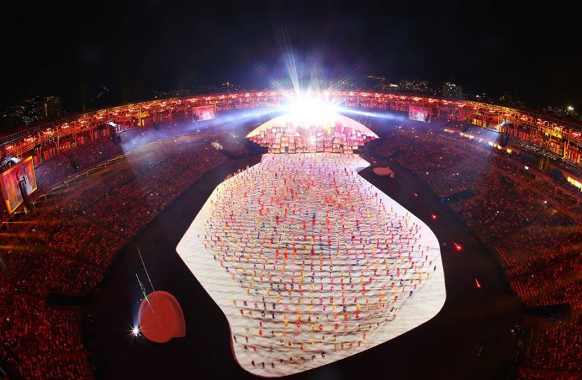 Abertura Jogos Olímpicos Rio 24