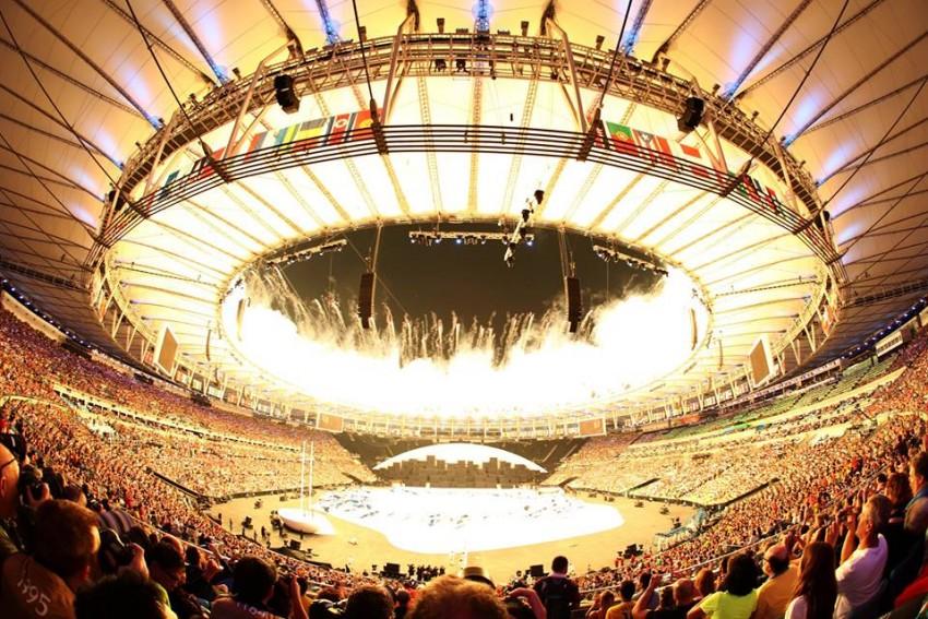Abertura Jogos Olímpicos Rio 25