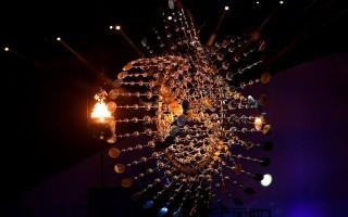 Abertura Jogos Olímpicos Rio 28