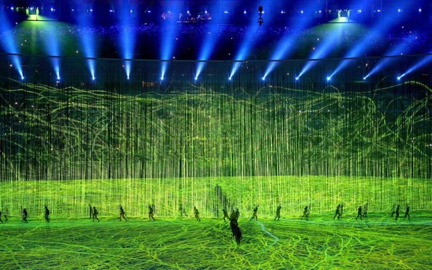 Abertura Jogos Olímpicos Rio 3