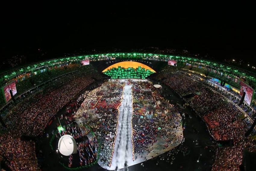 Abertura Jogos Olímpicos Rio 30