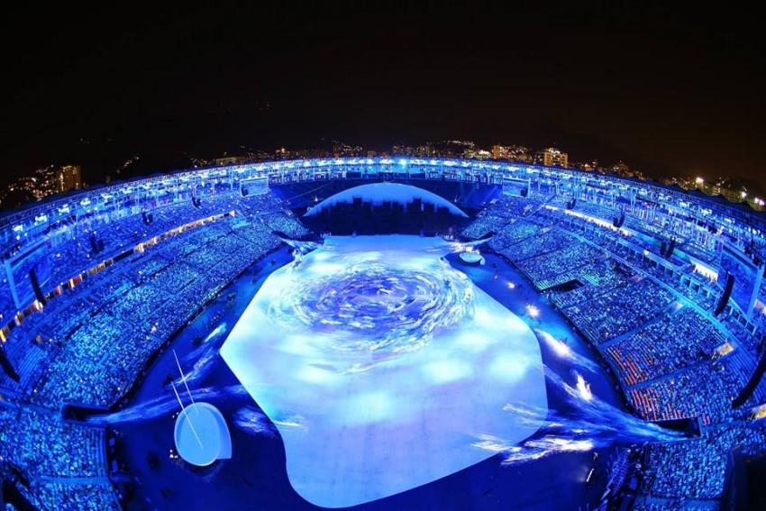 Abertura Jogos Olímpicos Rio 6