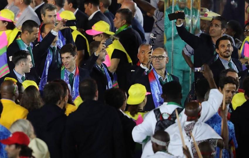 Abertura Jogos Olímpicos Rio Portugal 3