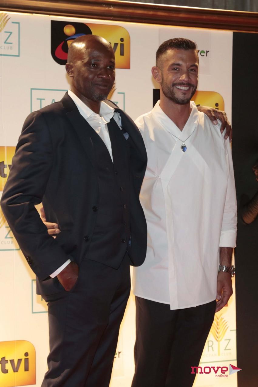 Ângelo Torres e Pedro Barroso