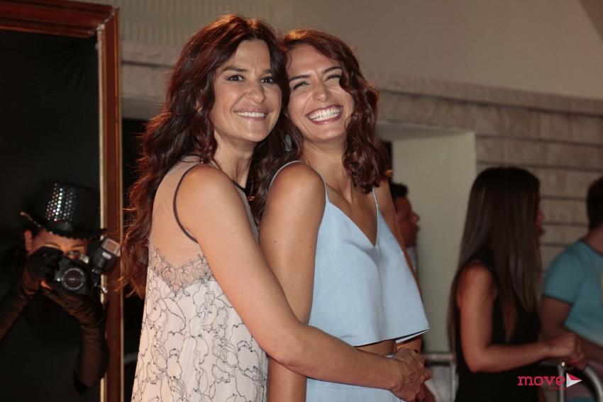 Sofia Aparicio e Ana Varela