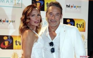 Fernanda Serrano e Diogo Infante