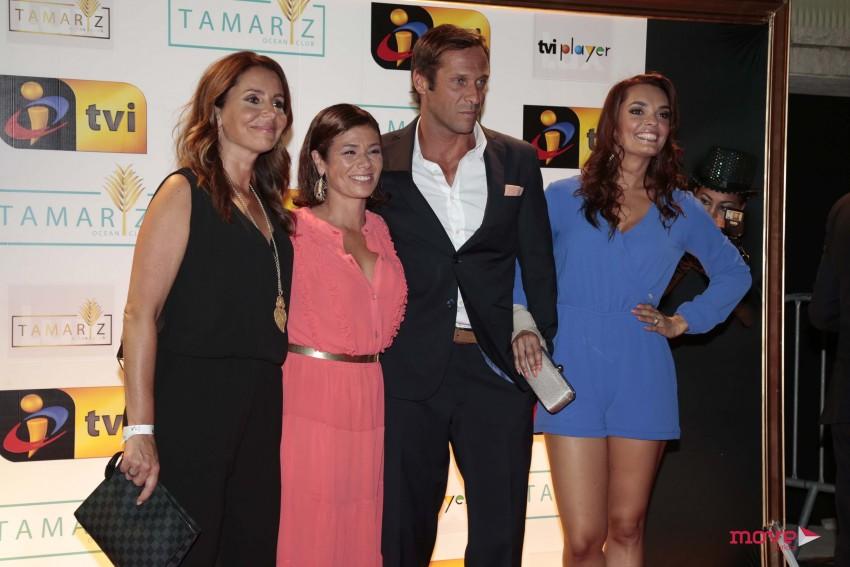 Sofia Grilo, Ana Brito e Cunha, José Carlos Pereira e Melânia Gomes