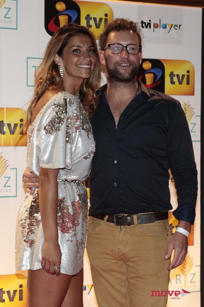 Isabel Figueira e Nuno Pardal