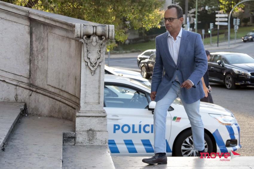O jornalista Ricardo Costa, irmão do Primeiro-Ministro António Costa