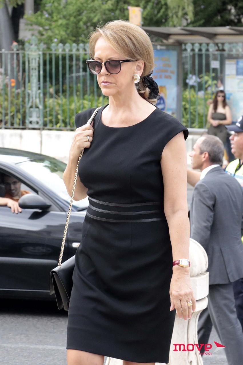 Paula Caetano, última companheira de Horácio Roque