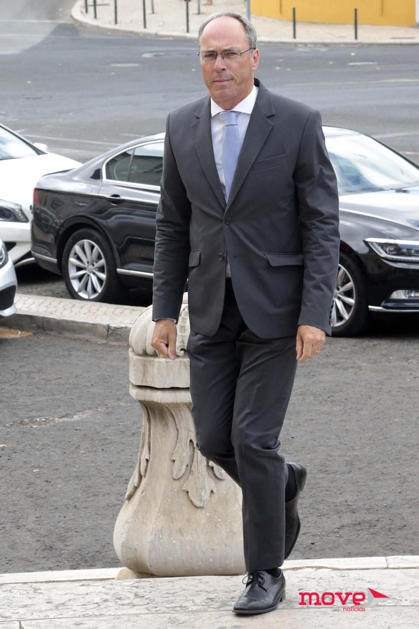Paul Schmit, Embaixador do Luxemburgo em Portugal