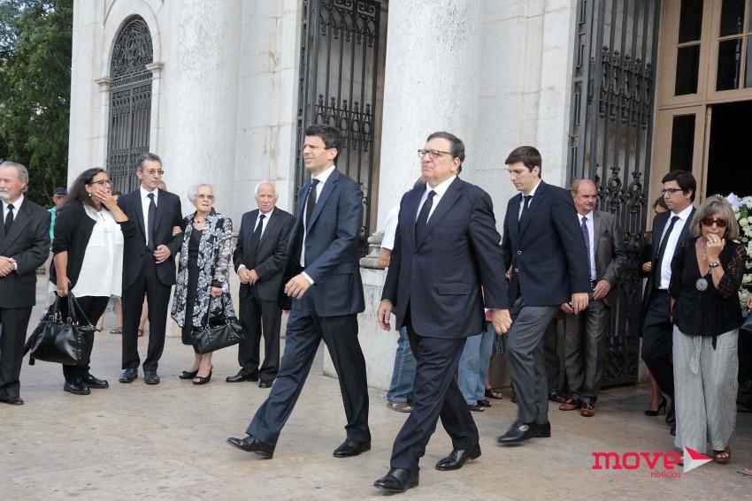 Durão Barroso, Luís, Francisco e o filho do meio Guilherme