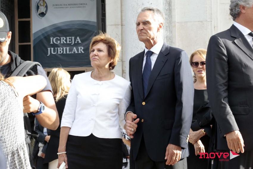 Aníbal e Maria Cavaco Silva