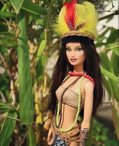 Boneca de Rita Pereira