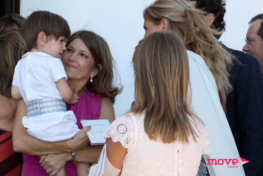 Casamento do filho de Margarida Sousa Uva e Durão Barroso 5